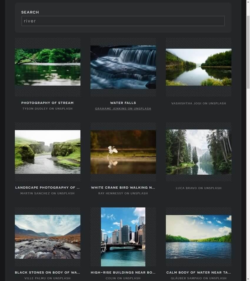 Pixlr X 的免費圖庫