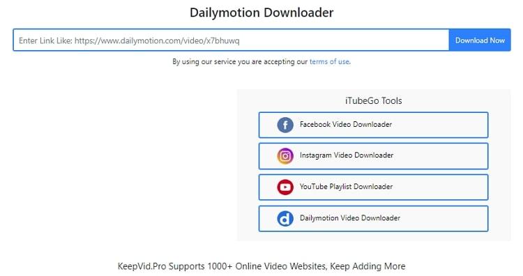 2019 Dailymotion 下載工具:免費快速下載 Dailymotion 影片